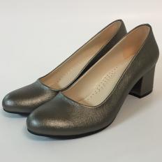 Kalın Topuklu Bayan Ayakkabı