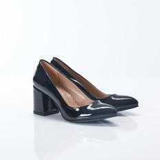 Siyah Rugan Stiletto 9915