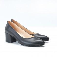 Siyah Bayan Ayakkabı v Kesim 700
