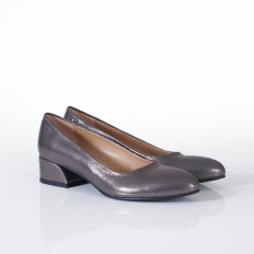 Platin Bayan Babet Ayakkabı 4040