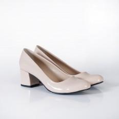 Ten Rugan Kalın Topuklu Bayan Ayakkabı 710