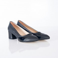 Siyah Bayan Ayakkabı 705