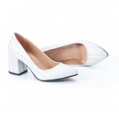 Gökkuşağı Beyaz Stiletto 9915