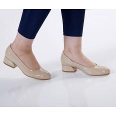 Ten Rugan Sivri Burun Babet Ayakkabı 4040