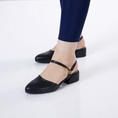 Siyah Kadın  Ayakkabı 4030