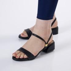 Siyah Kadın  Sandalet 5030